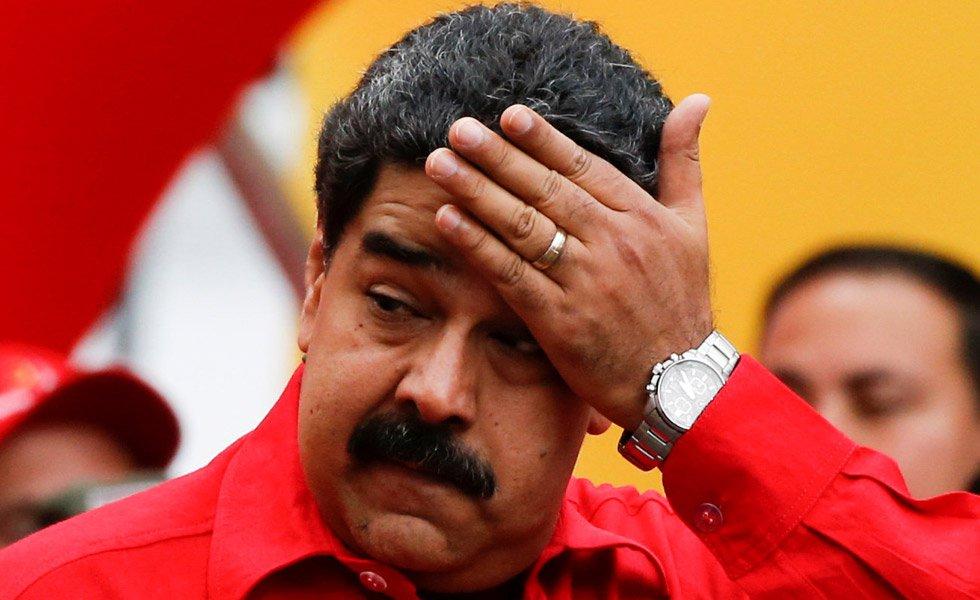 Maduro pidió ayuda humanitaria a las Naciones Unidas (VIDEO)