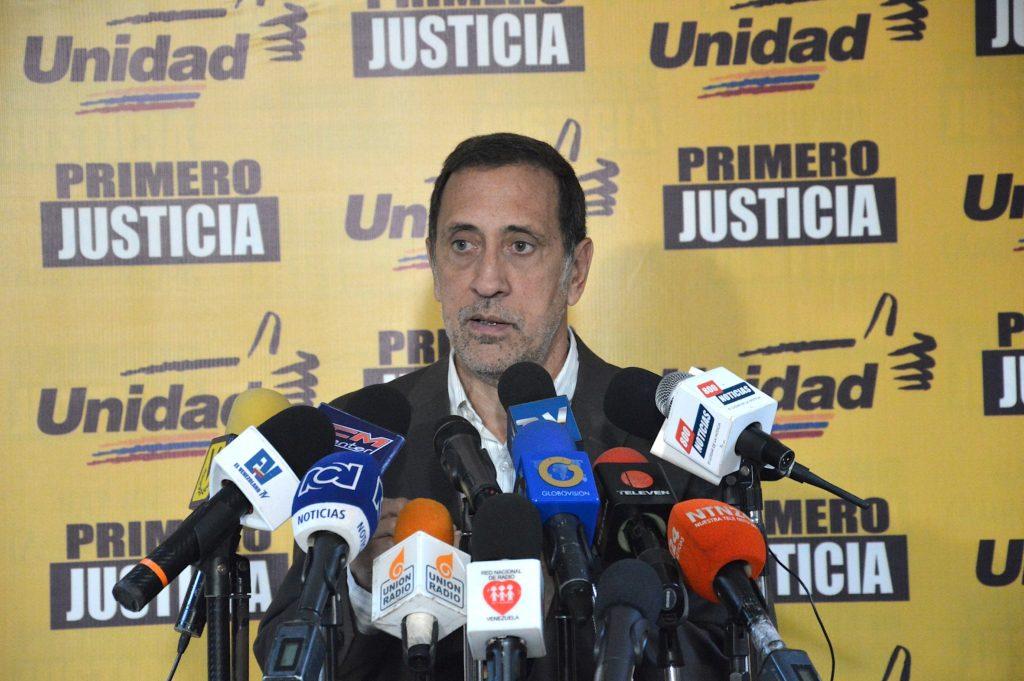 """Guerra califica de """"irresponsable"""" decisión de Maduro sobre decreto de """"no laboralidad"""" el próximo 1-F"""