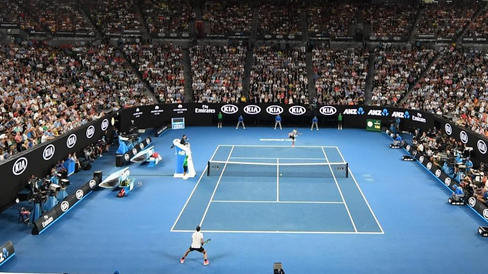 Resultado del Nadal - Roger Federer, Final del Open de Australia