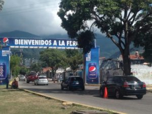 18 heridos en el último sábado de feria en San Cristóbal