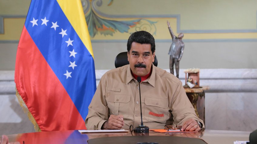 Maduro presenta balance sobre avance de recuperación empresarial