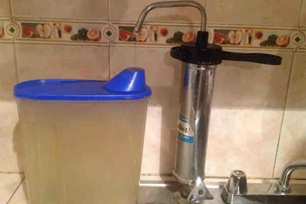 ¡SERÁ DE 36 X 36! Hoy arranca nuevo esquema de distribución de agua potable en el Zulia