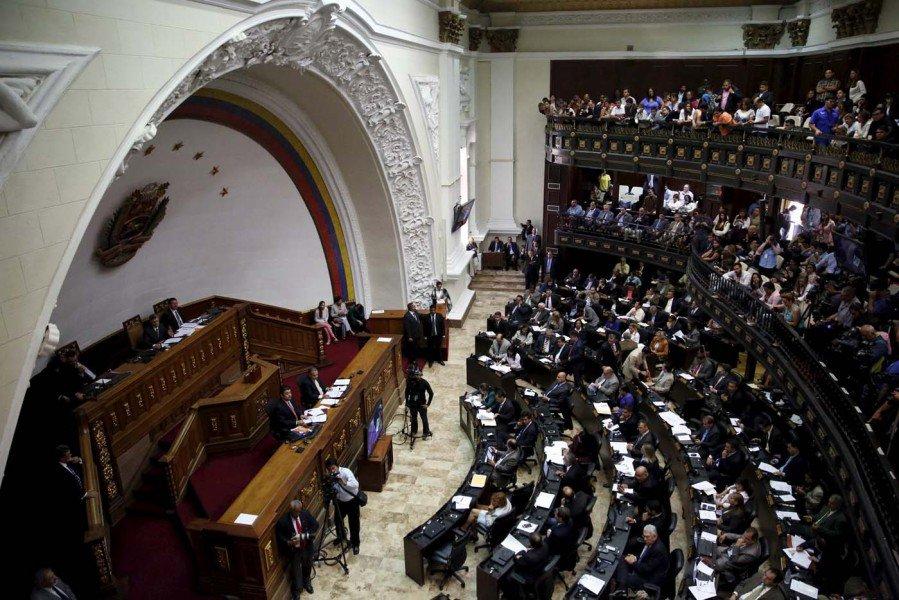 Asamblea Nacional iniciará período de sesiones bajo amenaza