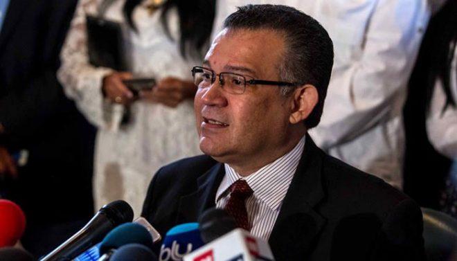 """""""No conozco las razones del Gobierno para dejar libre a Manuel Rosales"""""""