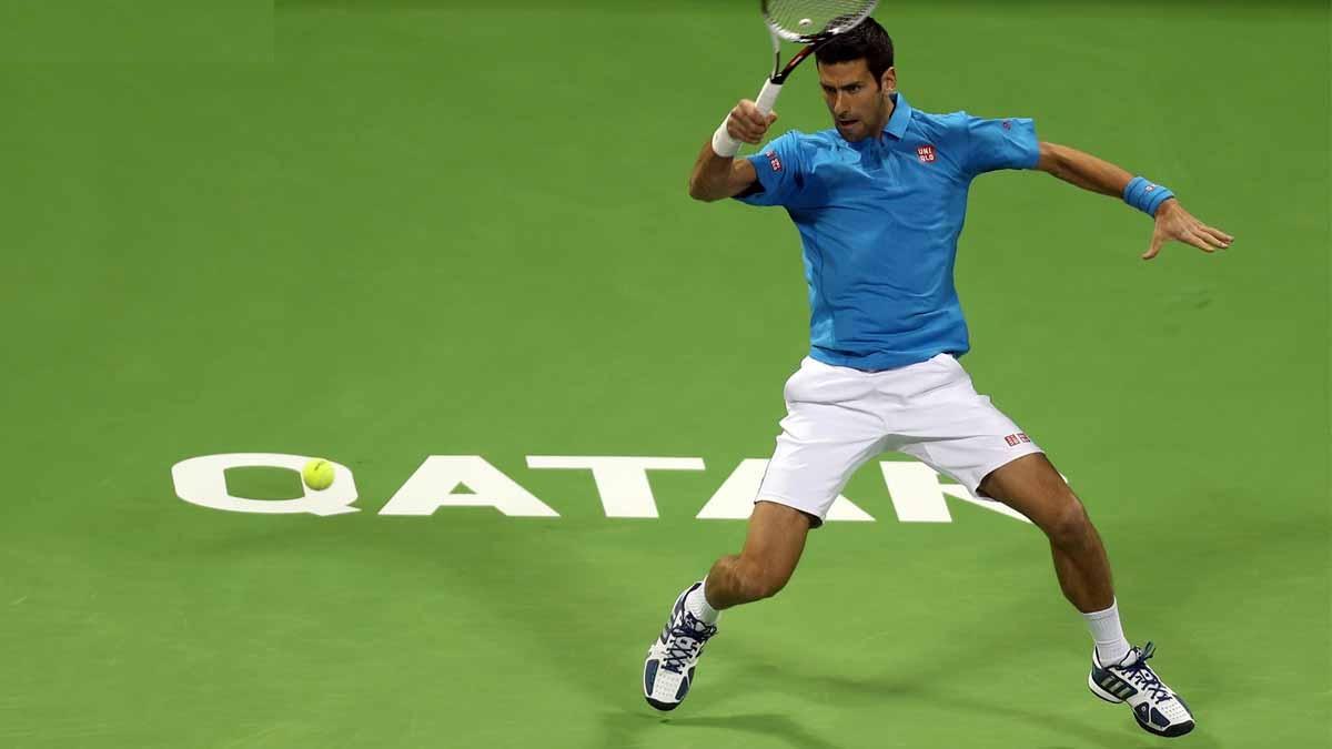 Djokovic se complicó más de la cuenta para lograr su primera victoria del año