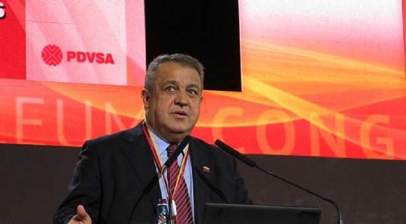 Eulogio Del Pino es ratificado presidente de PDVSA