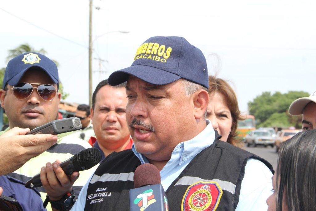 Bomberos de Maracaibo concluyen con éxito operativo de seguridad para fin de año