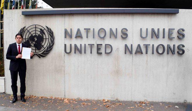 """Lester Toledo: """"Alto Comisionado de Naciones Unidas para DD.HH conoce situación de represión y persecución en Venezuela"""""""