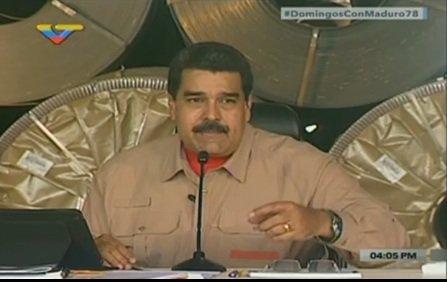 Maduro exige a vicepresidente colombiano una disculpa para Venezuela