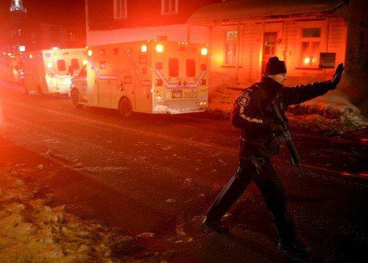 Al menos cuatro muertos en un ataque a una mezquita de Quebec