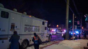 Cinco muertos en tiroteo en mezquita en Canadá