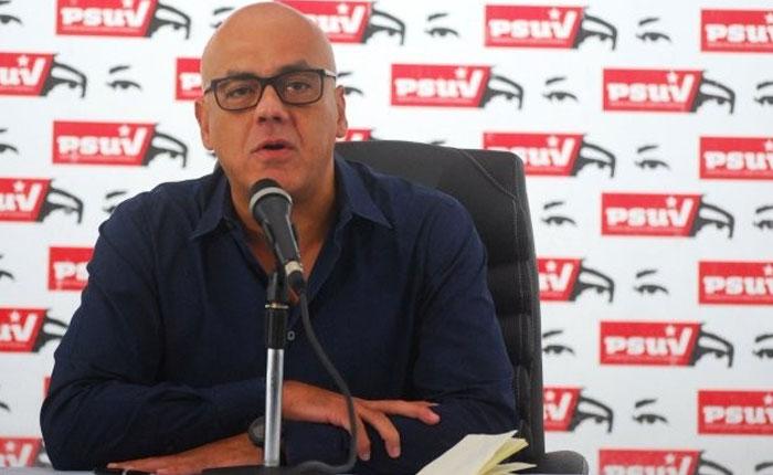 Estado Mayor de Gobierno de la ciudad de Caracas estará a cargo de Jorge Rodríguez