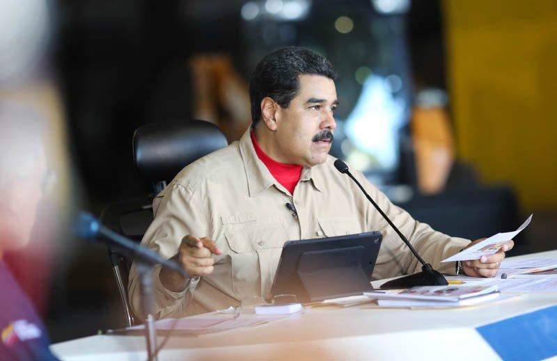 Maduro decreta el 1° de febrero día no laborable (Video)