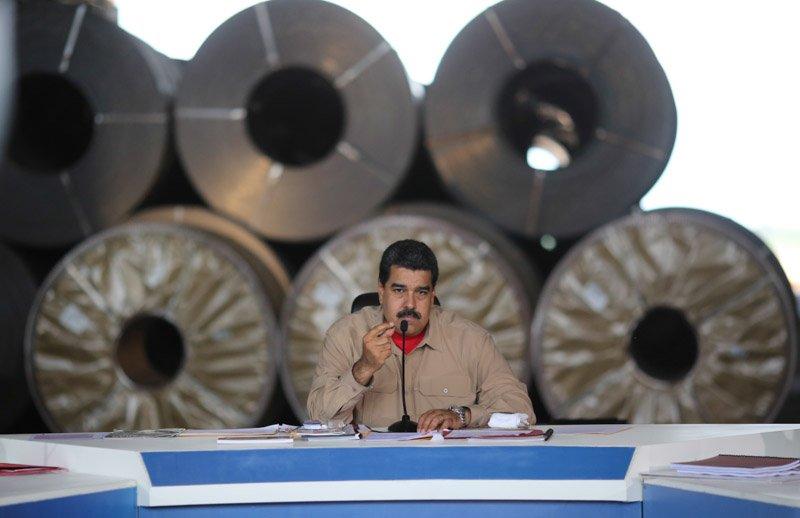 Maduro politiza y militariza Pdvsa con nueva Junta Directiva (Video)