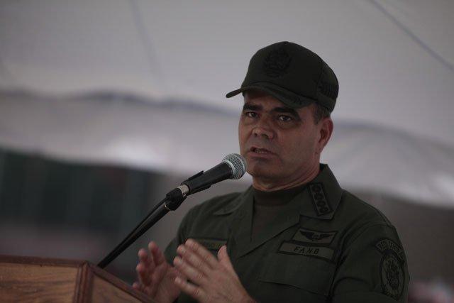 Padrino López descarta insurrección de la Fuerza Armada