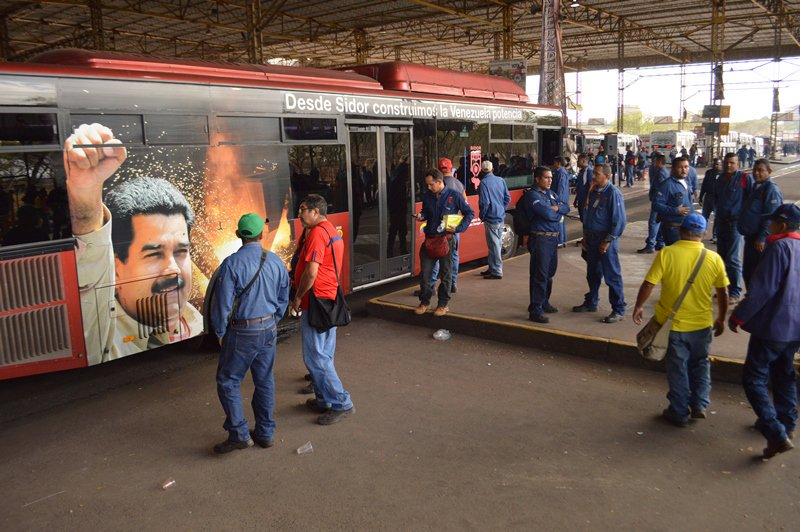 #ShowEnSidor (2da parte) ante la visita de Maduro este domingo