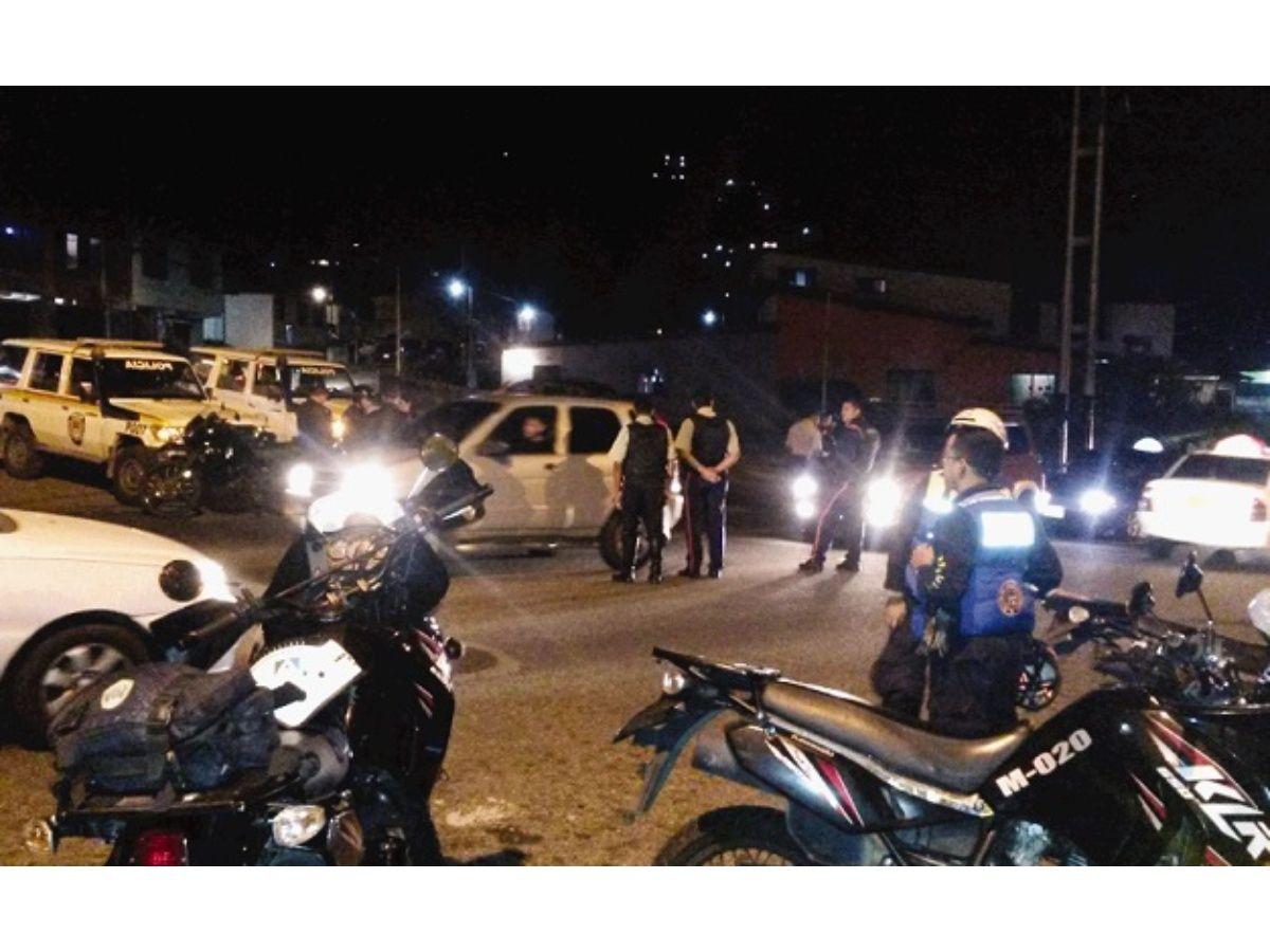 Un 'toca vidrios' cayó abatido en Delicias