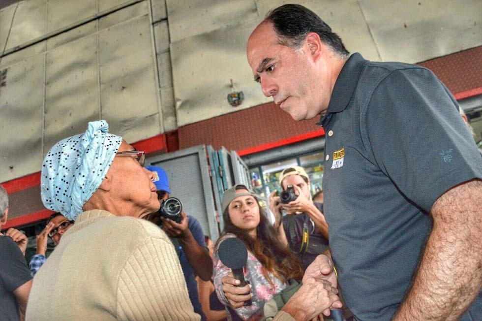 Venezuela quiere producción y no bolsas Clap