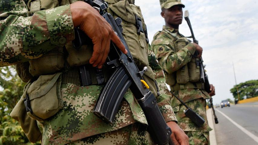 Las Farc entregarán sus armas el 1 de junio a las Naciones Unidas