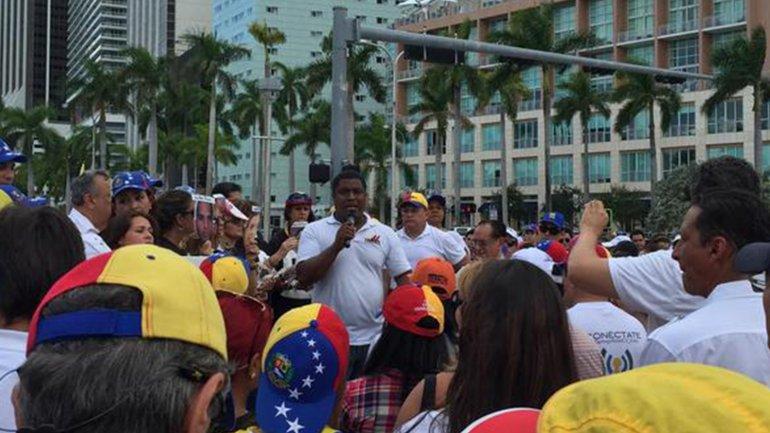 Venezolanos en el exterior piden a la AN respaldo a Carta Interamericana