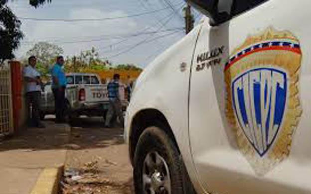 Carretera C, avenida 34, Municipio Simón Bolívar: Hallan a albañil muerto