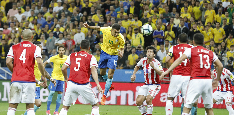 brasil paraguay eliminatorias