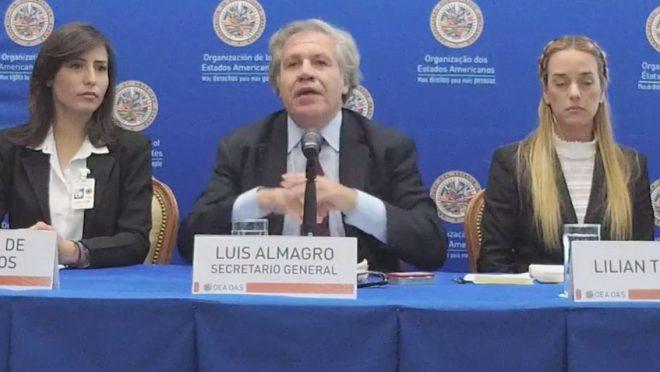 Cada derecho civil y político es violado en Venezuela
