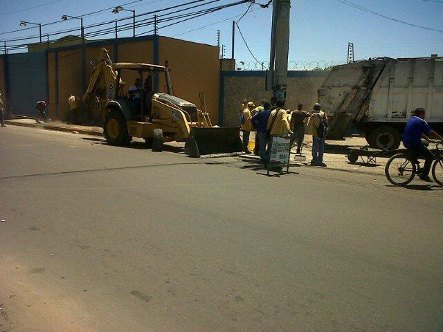 Alcaldía de Maracaibo redobla labores de limpieza ante la llegada de las lluvias