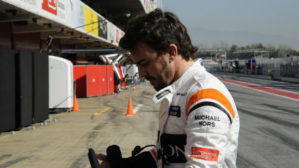 """Alonso: """"Estamos preparados para afrontar un fin de semana complicado"""""""