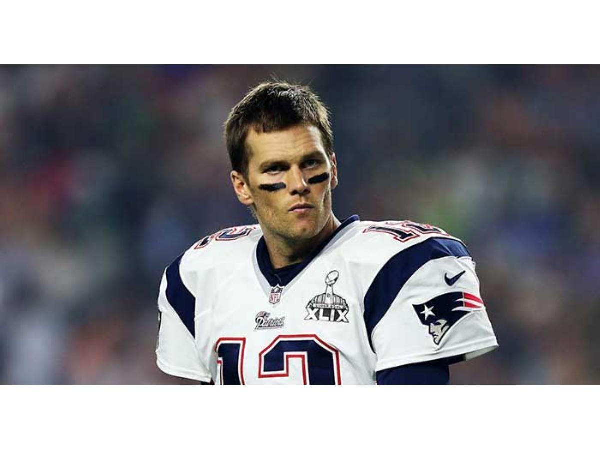 Aparece en México el jersey de Tom Brady que fue robado en el Súper Bowl
