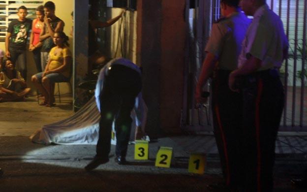 Asesinan a tiros a joven de 17 años en Mene Mauroa
