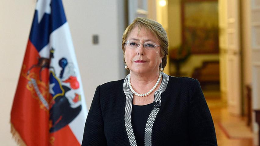 Bachelet seguirá en contacto con Trump para tratar situación de Venezuela