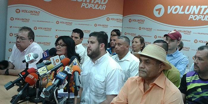 CAMBIO DE FILAS| Alcalde del oficialismo se une a Voluntad Popular