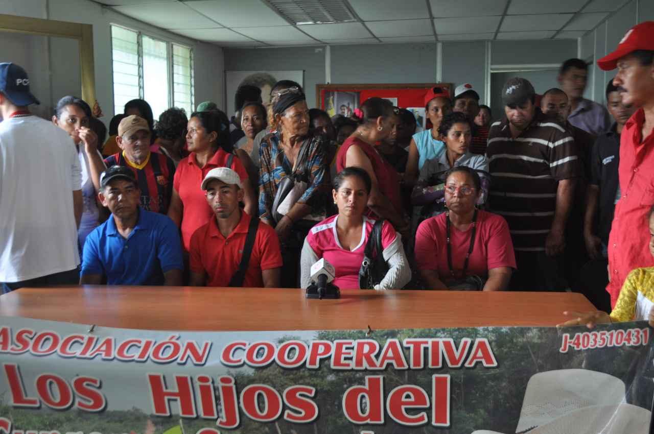 Campesinos del Sur del Lago denuncian presuntos atropellos y desalojos por parte del CICPC