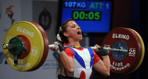 Tras 5 años: Venezuela alcanza Diploma Olímpico en levantamiento de pesas