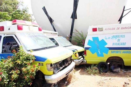 Déficit de bomberos en Zulia ronda el 70% (FOTOS)