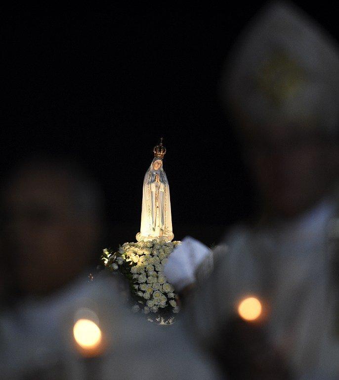 El Papa celebrará misa y participará en rezo del Rosario en el centenario de aparición de Virgen de Fátima