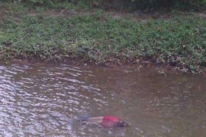 Encuentran cadáver de un hombre en el río Apón de Machiques