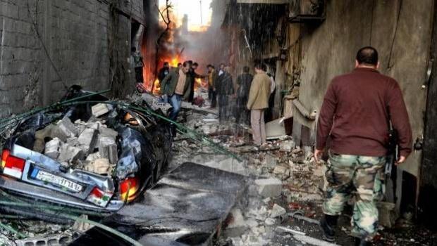 Al menos 47 muertos deja combates en Siria