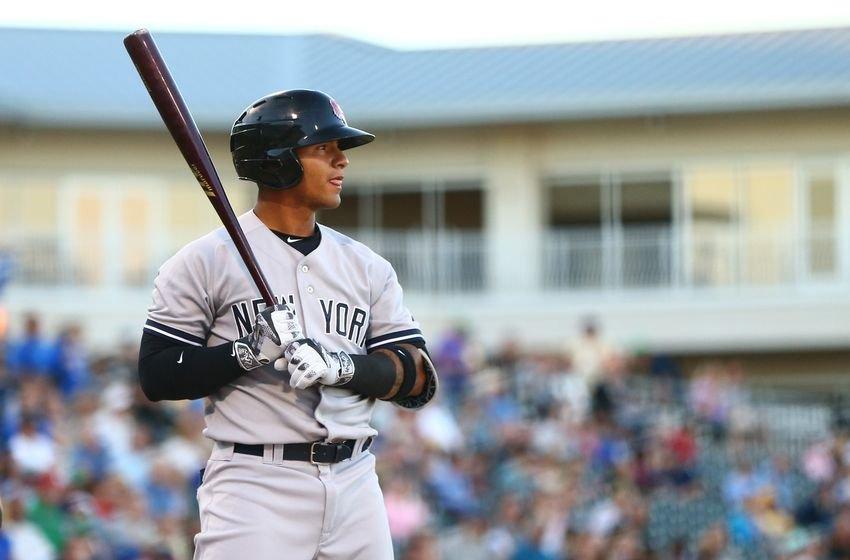 Gleyber Torres es el mejor novato de los entrenamientos primaverales de los Yankees
