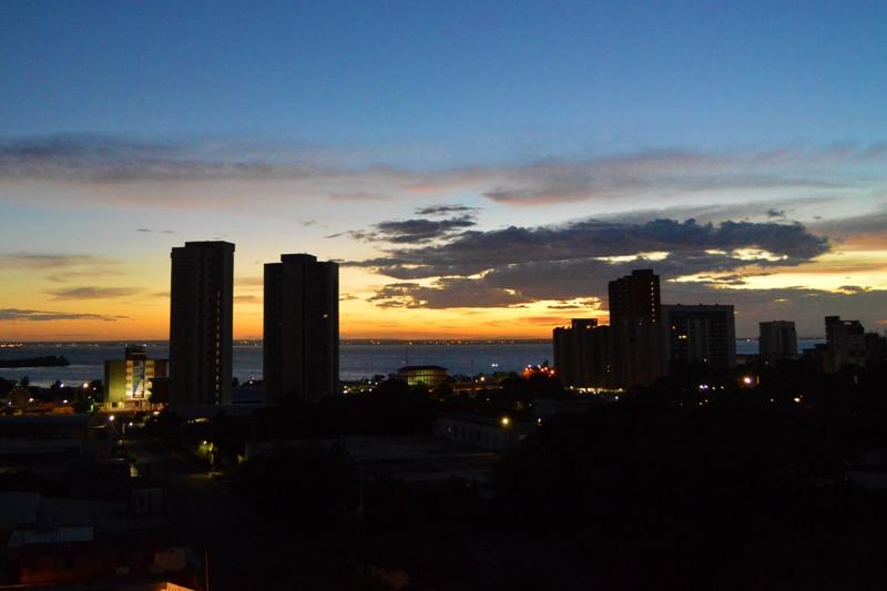Maracaibo despierta fresca y nublada con 25°C y pronóstico de tormentas durante el día