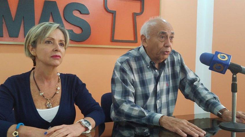 MAS espera respuesta del TSJ sobre proceso de renovación