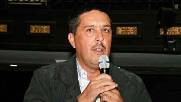 Ministro Lobo destacó organización del pueblo para trabajar por la patria