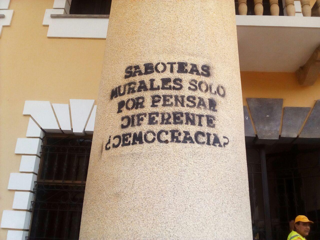 Rayan fachada del Palacio municipal de Arismendi en Nueva Esparta (Fotos)