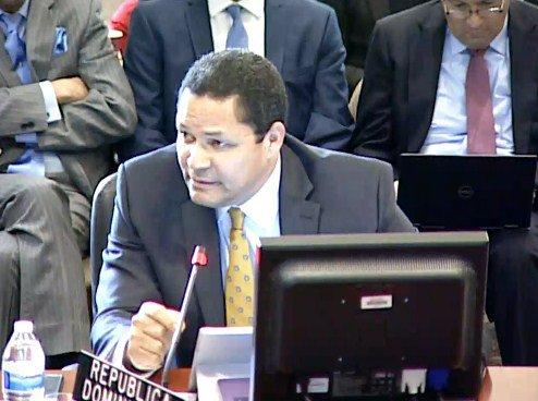 República Dominicana ratificó su apoyo a la continuación del diálogo en Venezuela