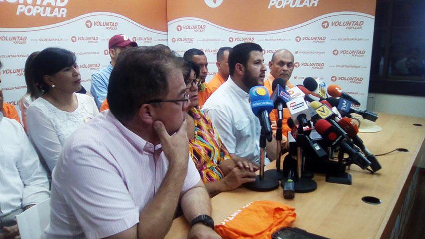 Smolansky: CNE quiere ilegalizar a VP y demás partidos