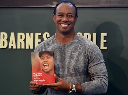 Tiger Woods intenta jugar y ganar su quinto Masters de Augusta