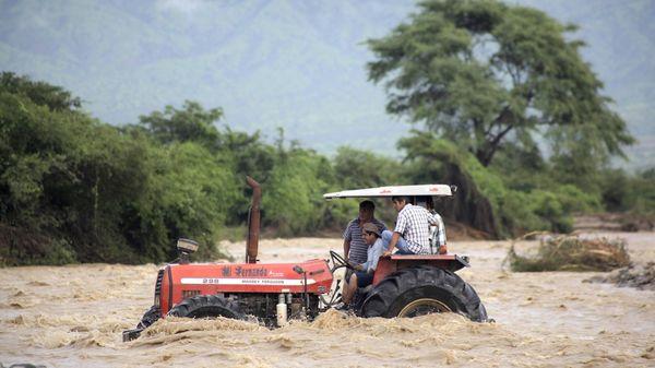 Tragedia por inundación en Perú ya suma alrededor de 75 muertos