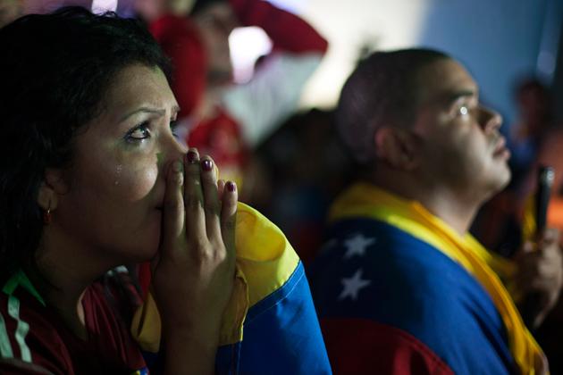Venezuela, el país más infeliz de Latinoamérica