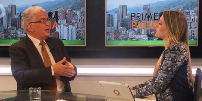 +VIDEO| Roy Daza asegura que en Venezuela no hay ruptura del orden constitucional